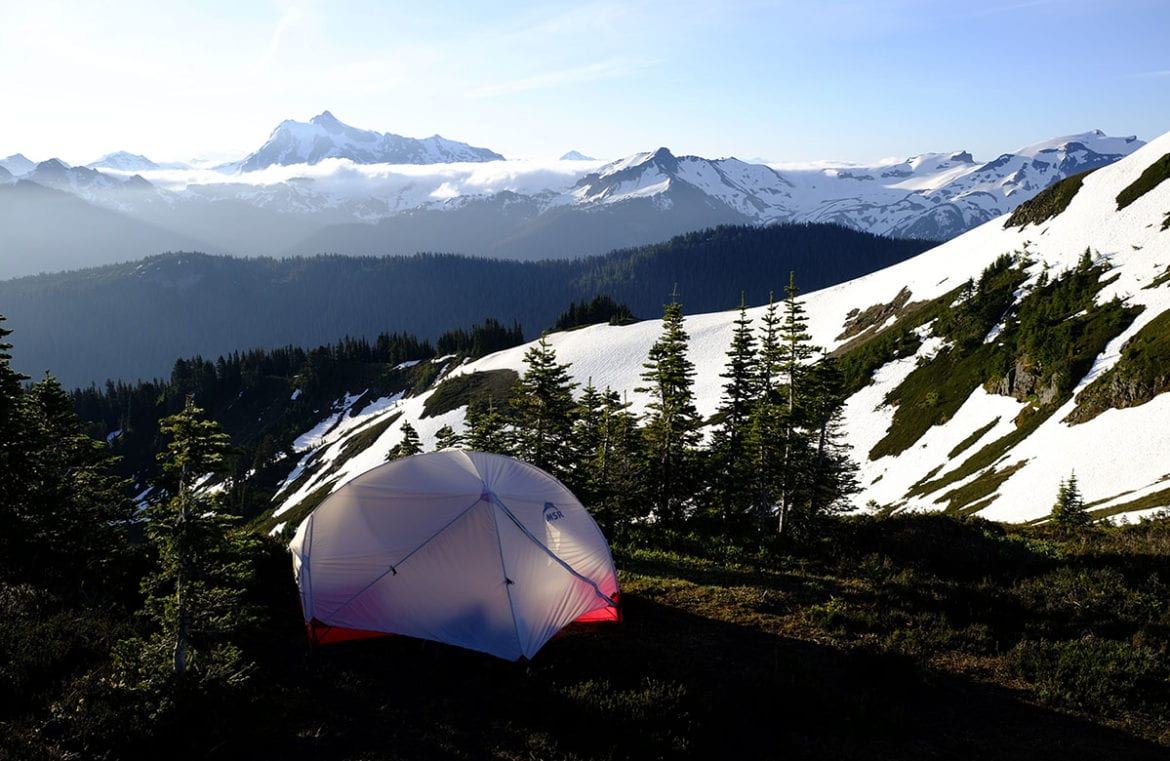 The 6 Best Tents for Touring New England by Bike & The 6 Best Tents for Touring New England by Bike - Bicycle New England