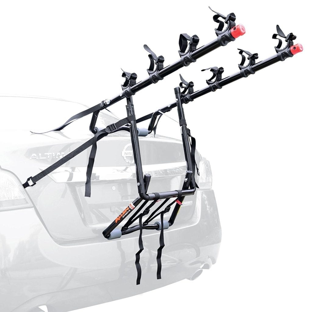 Allen Trunk Bike Rack