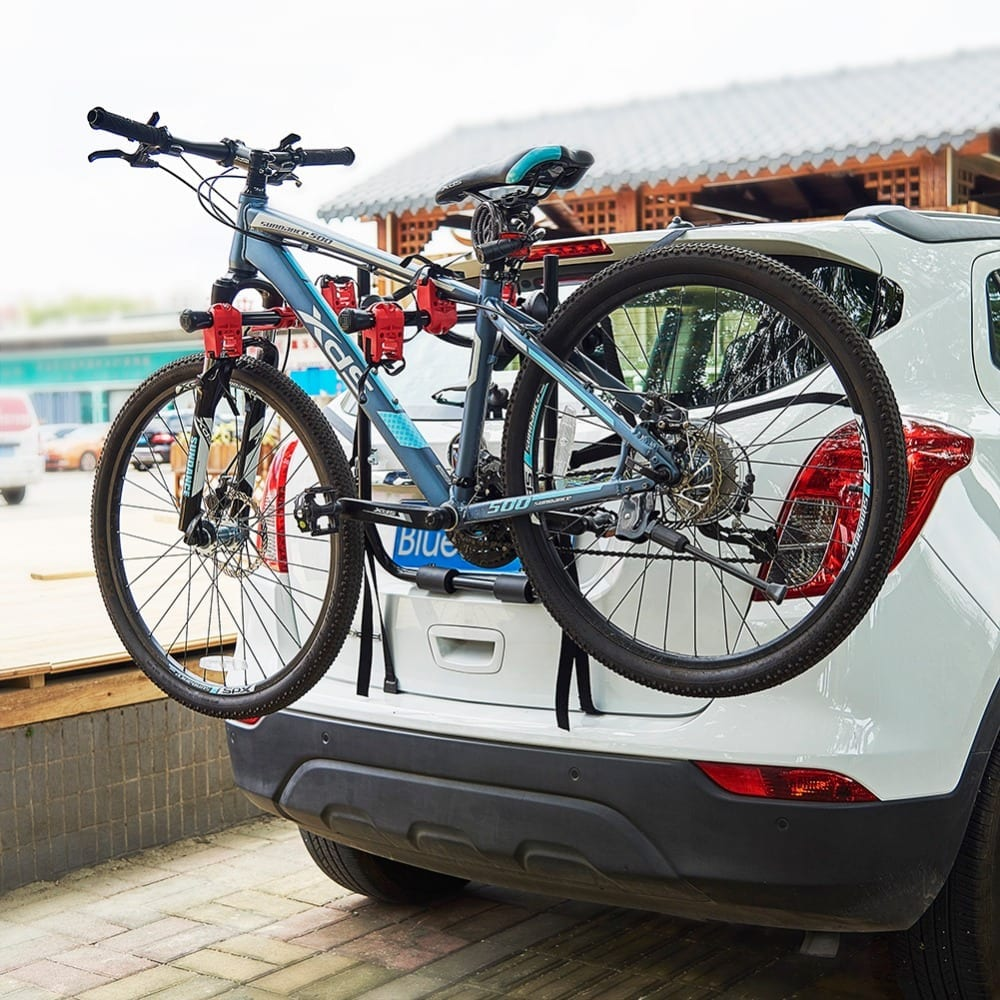 Vehicle Bicycle Rack Bike Rack on SUV
