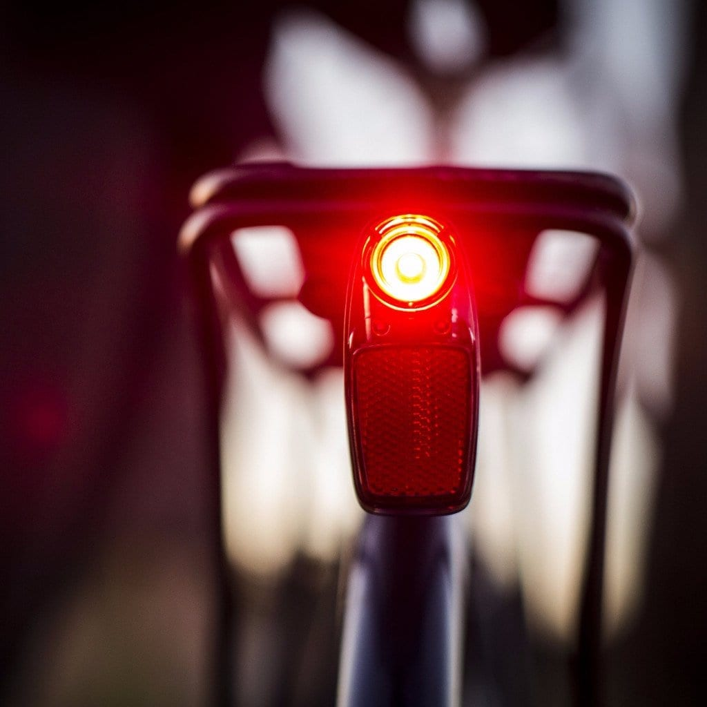 Make sure your tail light is bright enough to be seen during day time  bicycling if you re a commuter in an urban area. ca4d858e0