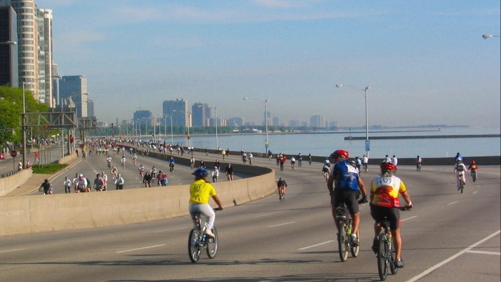 Chicago-bicycling