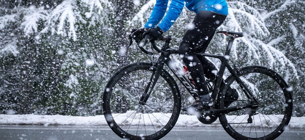 Preparing Your Bicycle for Winter