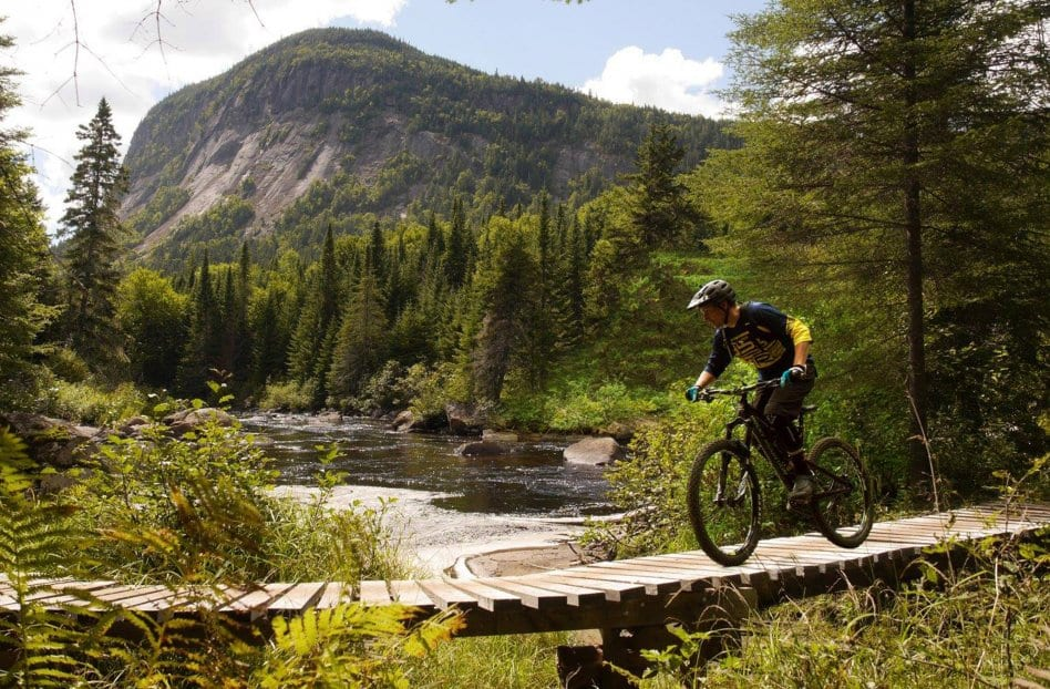 17ba9e5a921 Biking the Kingdom Trails in Vermont - Bicycle New England