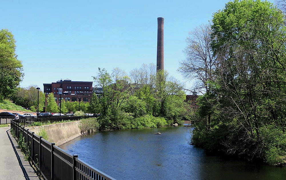 Lower Neponset River